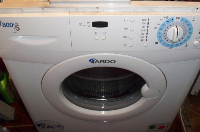 В Мытищах мужчину убило током от старой стиральной машины